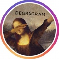 "Телеграмм канал  ""Degragram"""
